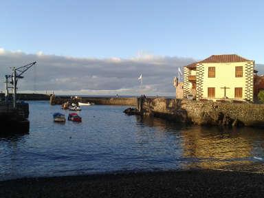 Fischereihafen und Zollhaus