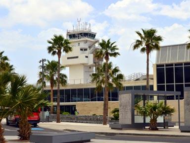 Aeropuerto de Tenerife Sur Reina Sofia