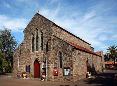 Anglikanische Kirche im Taoro Park