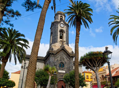 Kirche Nuestra Senora de la Pena de Francia