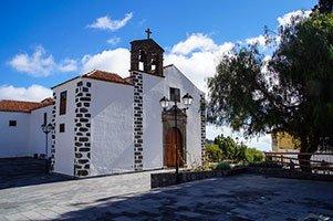 Kirche San Pedro in Vilaflor
